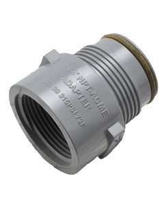 """1-1/4"""" NPT Female to ACME Male Swing Joint Adapter"""