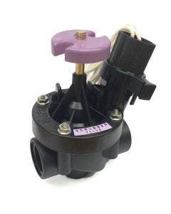 100PESBR - 1 in. Inlet Inline Plastic Industrial Irrigation Valve (For Reclaimed Water)
