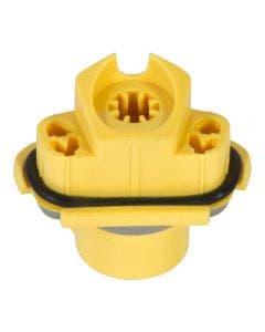 Rain Bird 700/751 Series Penta Nozzle Assembly - 36 Yellow Nozzle