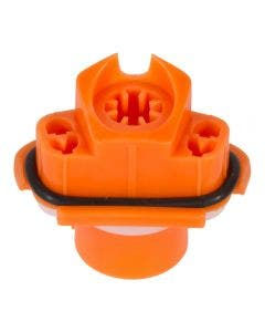 Rain Bird 700/751 Series Penta Nozzle Assembly - 40 Orange Nozzle