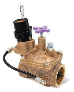 150EFBCP - 1 1/2 in. Brass Irrigation Valve