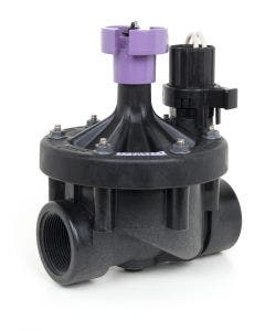 150PESBR - 1 1/2 in. Inlet Inline Plastic Industrial Irrigation Valve (For Reclaimed Water)
