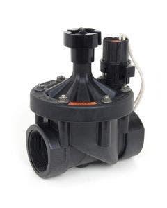 200PESB - 2 in. Inlet Inline Plastic Industrial Irrigation Valve