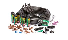 Easy to Install Automatic Irrigation System